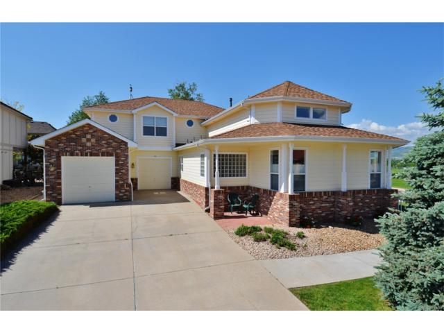 7831 W Oxford Circle, Lakewood, CO 80235 (MLS #7729595) :: 8z Real Estate