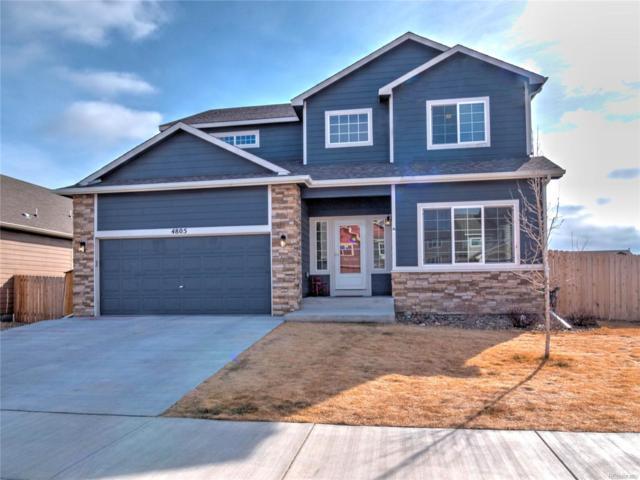 4805 Justeagen Drive, Colorado Springs, CO 80911 (#7729608) :: The Galo Garrido Group