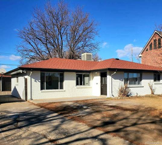 4785 Newland Street, Wheat Ridge, CO 80033 (#7729759) :: The Griffith Home Team