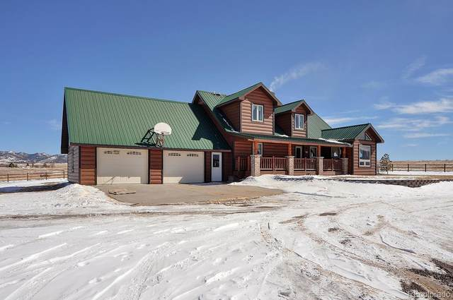 TBD L1 Howe Road, Westcliffe, CO 81252 (MLS #7729878) :: Kittle Real Estate