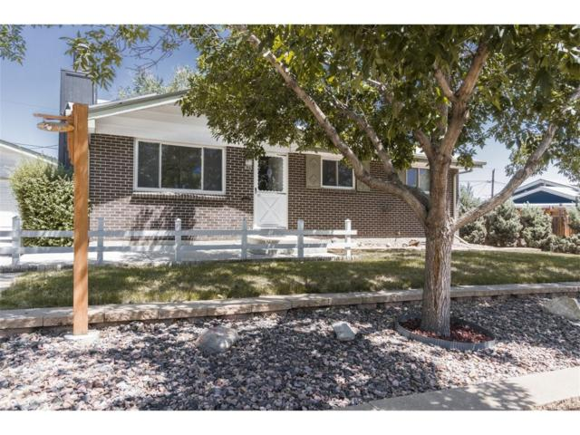 925 W 101st Place, Northglenn, CO 80260 (MLS #7730308) :: 8z Real Estate