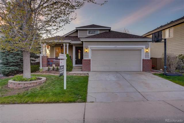 639 Timbervale Trail, Highlands Ranch, CO 80129 (#7730366) :: The Peak Properties Group