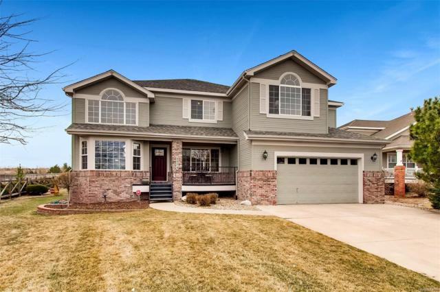 3074 W 111th Drive, Westminster, CO 80031 (MLS #7730613) :: The Sam Biller Home Team