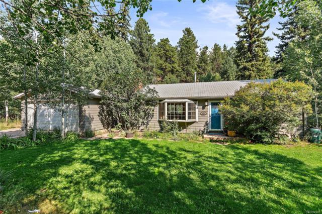 1020 Beaver Brook Canyon Road, Evergreen, CO 80439 (#7731162) :: Wisdom Real Estate