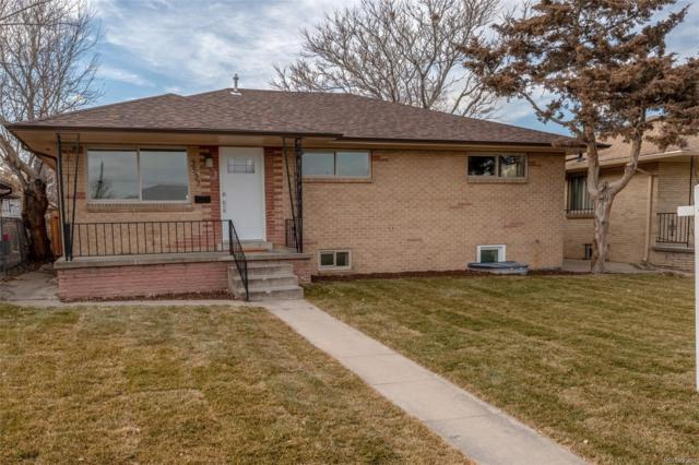 3533 Hudson Street, Denver, CO 80207 (#7731280) :: HomePopper