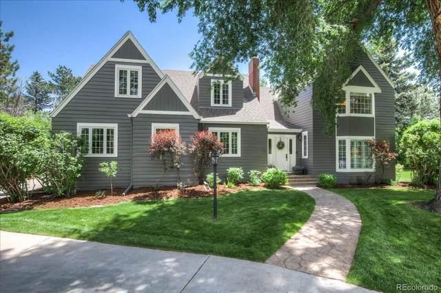 5040 S Franklin Street, Cherry Hills Village, CO 80113 (#7732858) :: Portenga Properties
