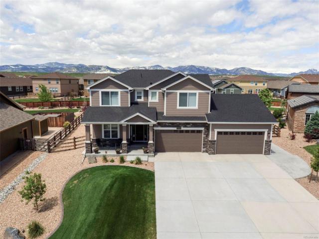 8939 Devinney Court, Arvada, CO 80005 (MLS #7732860) :: 8z Real Estate