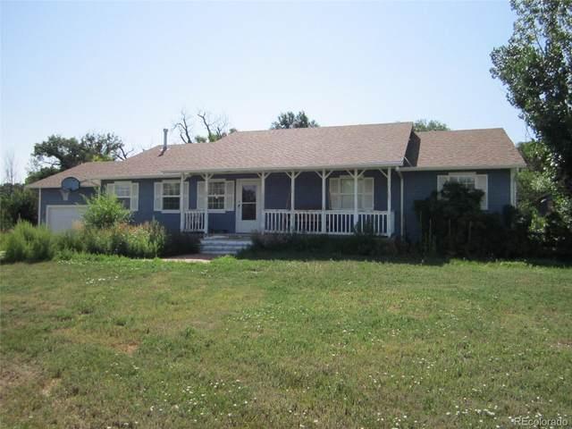 88 Railroad Street, Ramah, CO 80832 (#7732880) :: Berkshire Hathaway HomeServices Innovative Real Estate