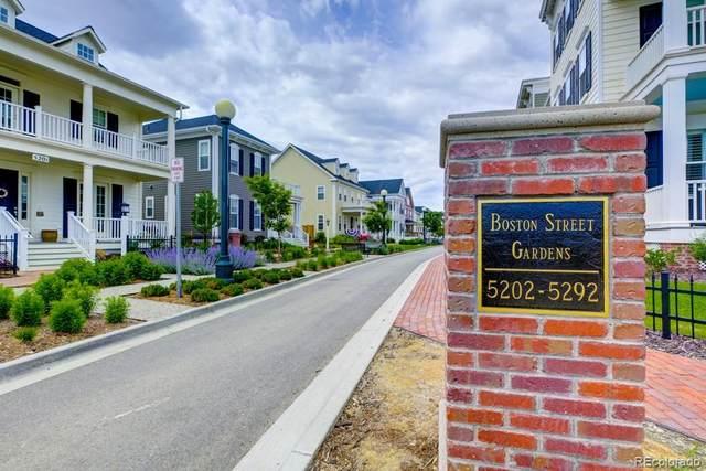5218 Boston Street, Denver, CO 80238 (#7733381) :: Mile High Luxury Real Estate