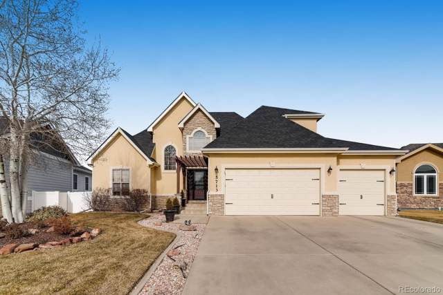 5713 W 5th Street, Greeley, CO 80634 (#7733542) :: The DeGrood Team