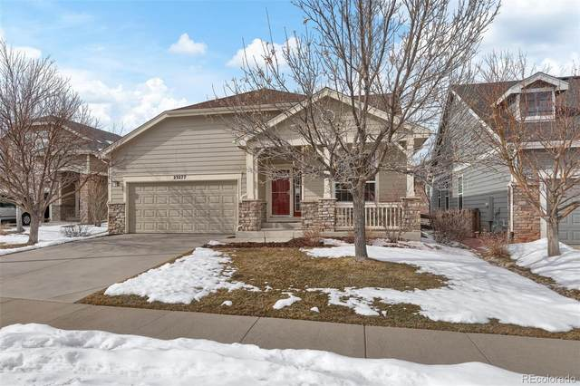 23277 Chapel Hill Lane, Parker, CO 80138 (#7733566) :: The DeGrood Team
