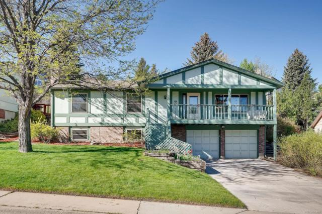6883 S Allison Way, Littleton, CO 80128 (#7733594) :: House Hunters Colorado