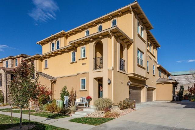 9420 Loggia Street C, Highlands Ranch, CO 80126 (#7733674) :: The Heyl Group at Keller Williams