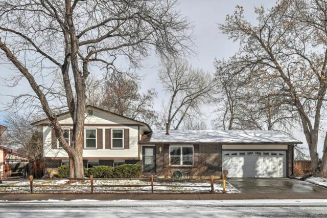 7542 N Garland Street, Arvada, CO 80005 (#7733714) :: The HomeSmiths Team - Keller Williams