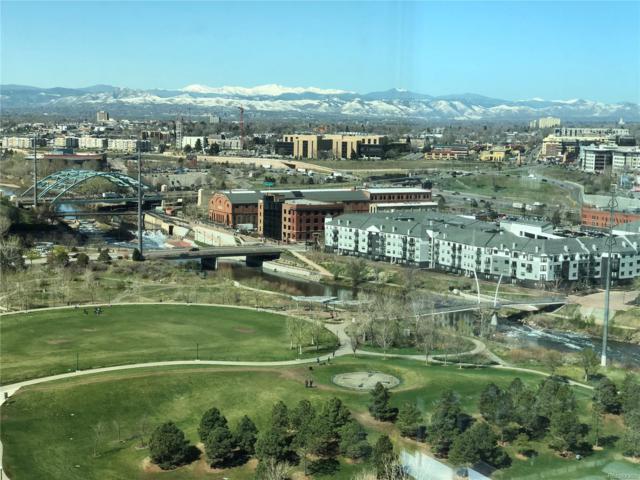 1700 Bassett Street #1816, Denver, CO 80202 (#7734171) :: The Griffith Home Team