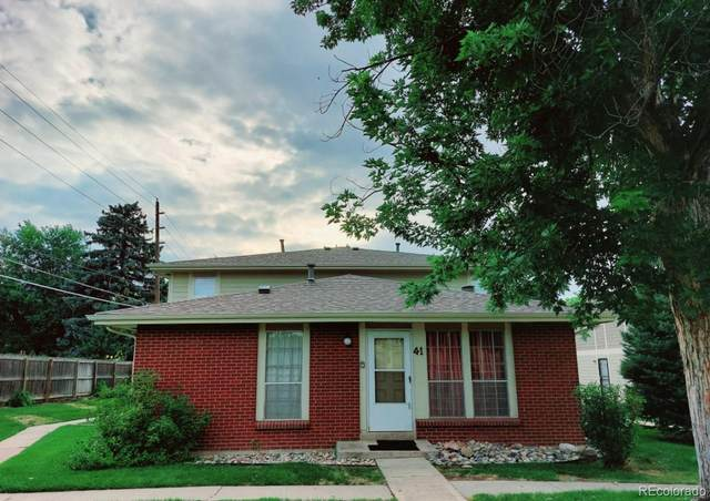 1250 S Monaco Parkway #41, Denver, CO 80224 (MLS #7734580) :: Bliss Realty Group