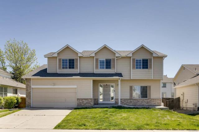 19362 E Tufts Circle, Centennial, CO 80015 (#7734678) :: The Pete Cook Home Group