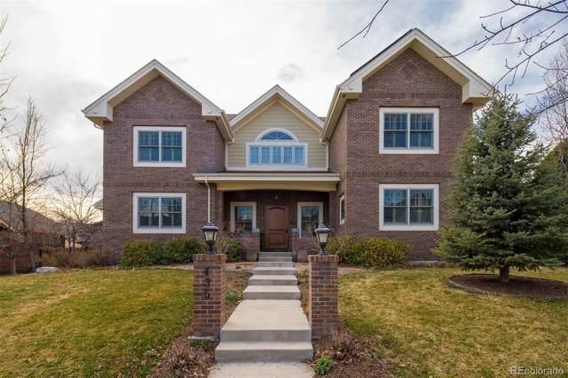 435 S Vine Street, Denver, CO 80209 (#7735375) :: Mile High Luxury Real Estate