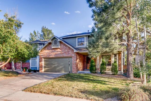 16722 E Prentice Circle, Centennial, CO 80015 (#7735438) :: The Tamborra Team