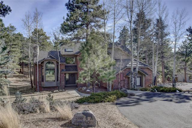 2102 Cramner Court, Evergreen, CO 80439 (#7735738) :: The Peak Properties Group