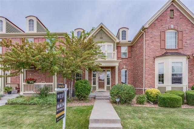 13921 W 85th Drive, Arvada, CO 80005 (#7735997) :: The Galo Garrido Group