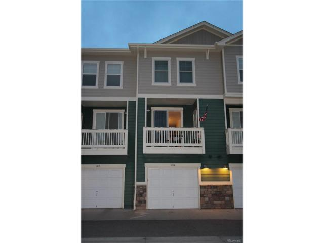 9416 Ashbury Circle #104, Parker, CO 80134 (#7736539) :: The Peak Properties Group