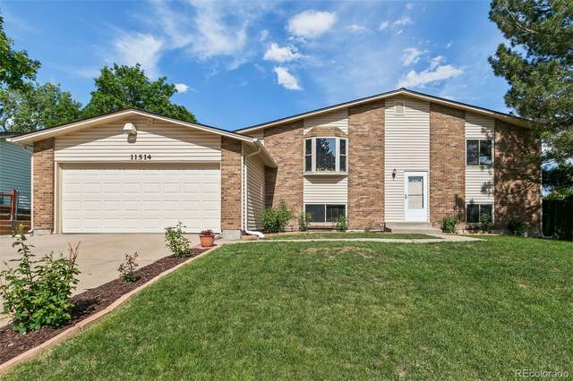 11514 Steele Street, Thornton, CO 80233 (#7736571) :: The Griffith Home Team