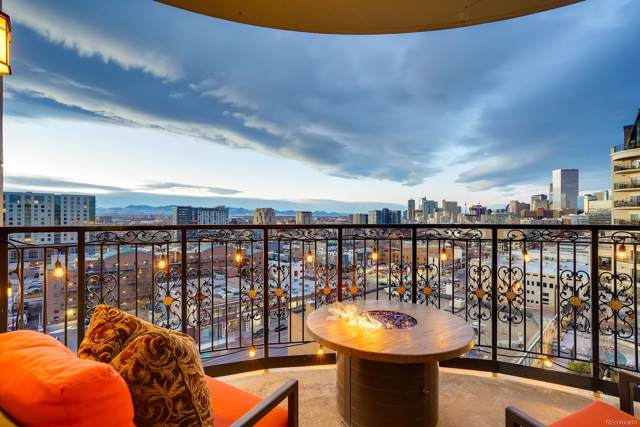 925 N Lincoln Street 9D-S, Denver, CO 80203 (#7736712) :: 5281 Exclusive Homes Realty