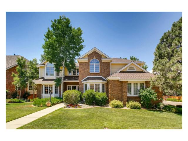 16402 E Berry Place, Centennial, CO 80015 (MLS #7737363) :: 8z Real Estate