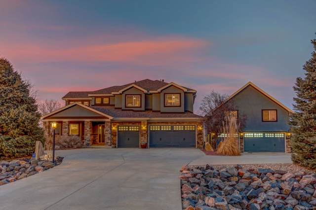 6425 E 162nd Drive, Brighton, CO 80602 (#7737391) :: Real Estate Professionals