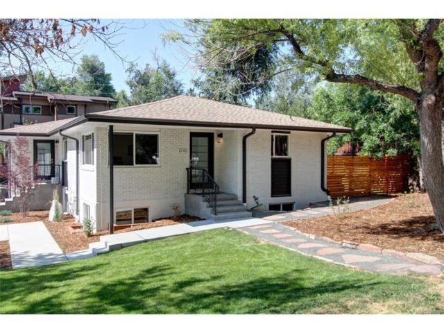 1542 Oak Avenue, Boulder, CO 80304 (MLS #7737565) :: 8z Real Estate