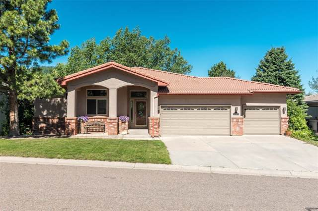 6365 Spotted Fawn Run, Littleton, CO 80125 (#7737676) :: The Dixon Group