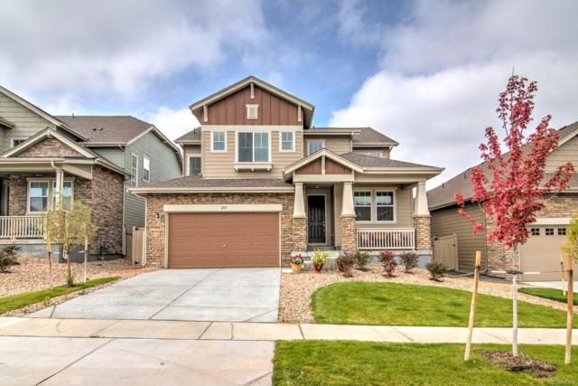 2117 S Saulsbury Court, Lakewood, CO 80227 (#7737882) :: Sellstate Realty Pros