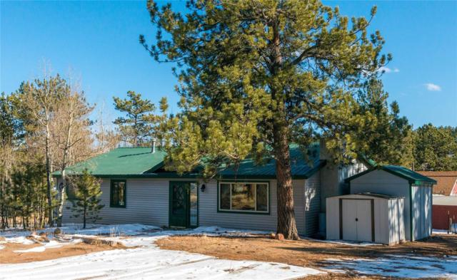 122 Neal Road, Bailey, CO 80421 (#7737992) :: The Peak Properties Group