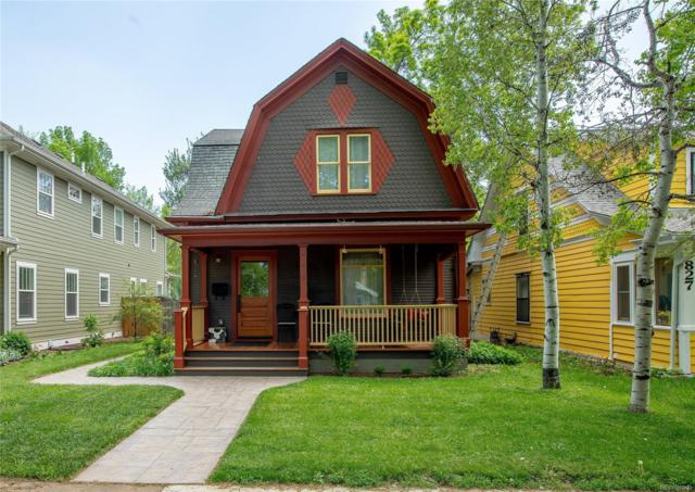 825 W Mountain Avenue, Fort Collins, CO 80521 (MLS #7738163) :: Bliss Realty Group