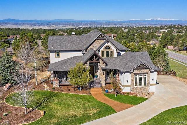 5475 Grand Fir Way, Parker, CO 80134 (#7738514) :: The Gilbert Group