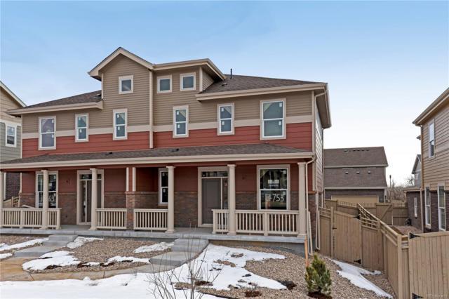 14753 E Crestridge Drive, Aurora, CO 80015 (#7738968) :: Hometrackr Denver
