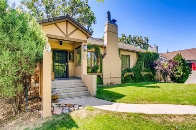 601 Harrison Street, Denver, CO 80206 (#7739323) :: Colorado Home Finder Realty