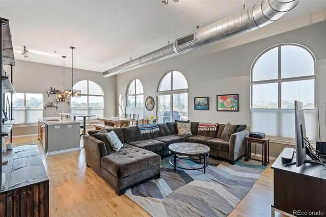 2900 N Downing Street #407, Denver, CO 80205 (#7739492) :: Real Estate Professionals