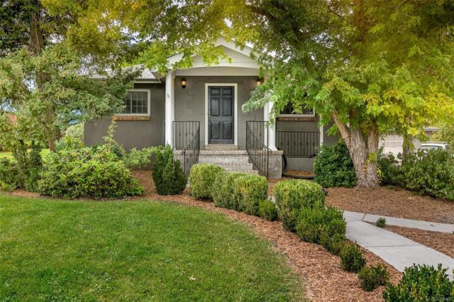 465 Allison Street, Lakewood, CO 80226 (#7739575) :: Wisdom Real Estate
