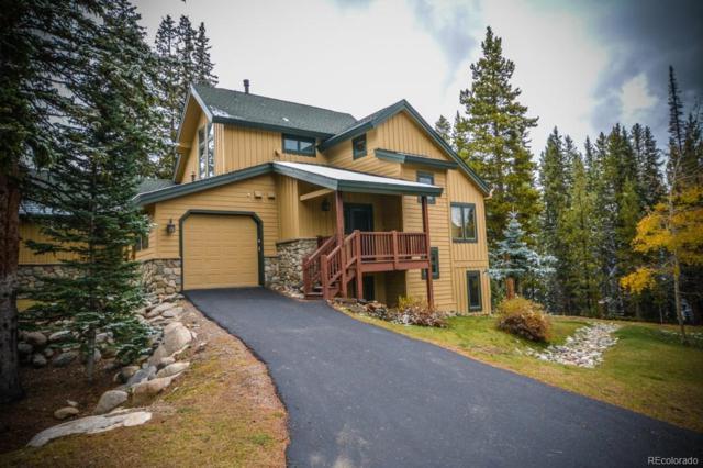 1158 Settlers Drive #9, Breckenridge, CO 80424 (#7739689) :: The HomeSmiths Team - Keller Williams