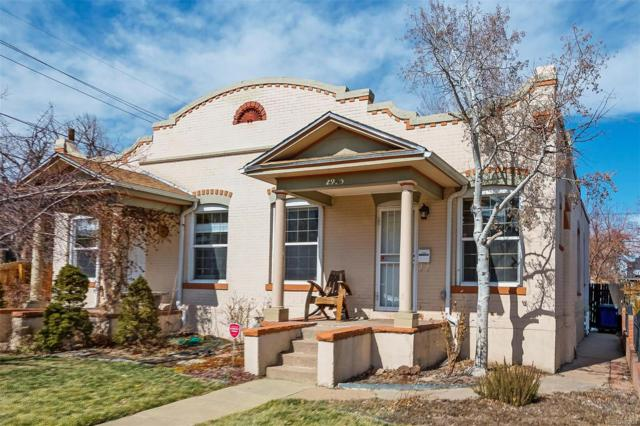 2965 W Denver Place, Denver, CO 80211 (#7739722) :: Wisdom Real Estate