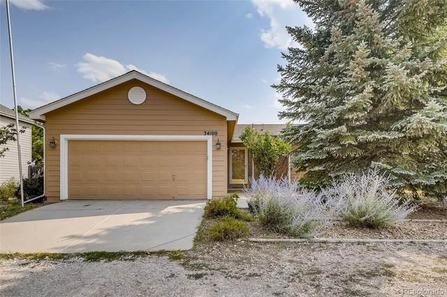 34100 Prairie Loop, Elizabeth, CO 80107 (#7739926) :: Symbio Denver