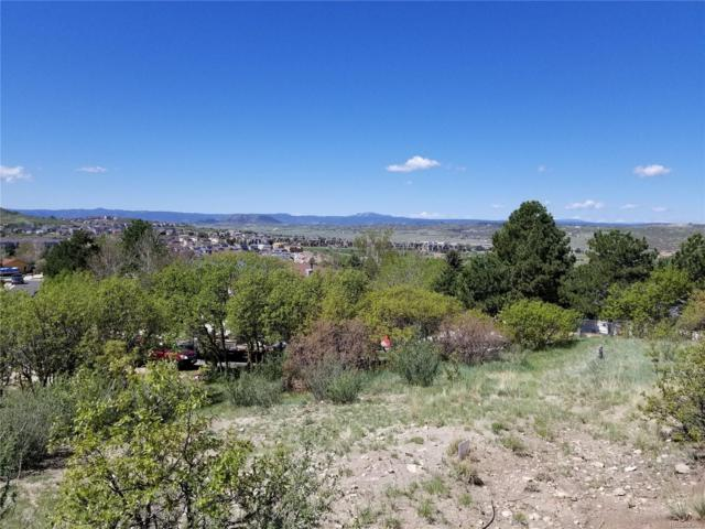 115 Hill Drive, Castle Rock, CO 80104 (#7740269) :: The Pete Cook Home Group