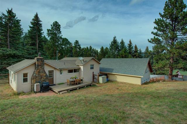 4996 Camel Heights Road, Evergreen, CO 80439 (#7740328) :: The Heyl Group at Keller Williams