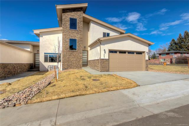 1406 Rogers Court, Golden, CO 80401 (#7740661) :: James Crocker Team