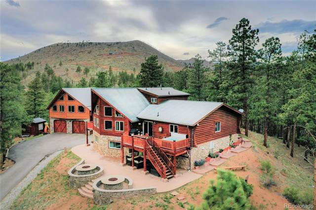 29123 Mangy Moose Trail, Pine, CO 80470 (#7740897) :: The DeGrood Team