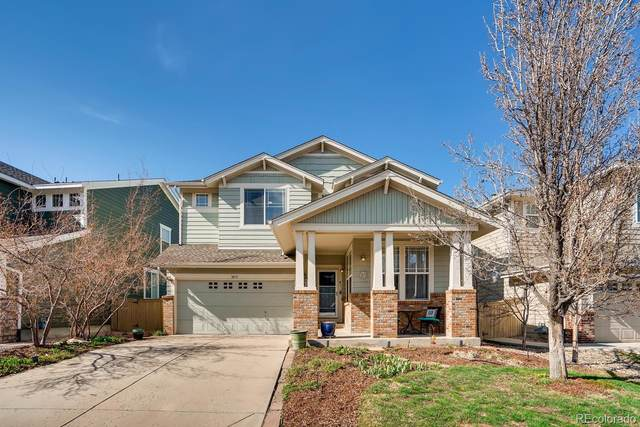 3017 Windridge Circle, Highlands Ranch, CO 80126 (MLS #7741063) :: 8z Real Estate