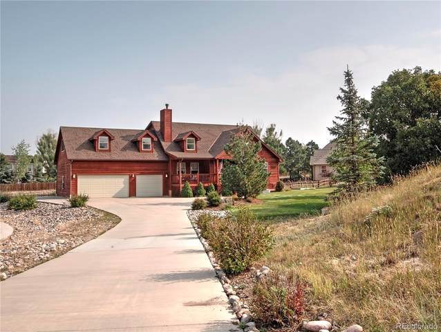 15465 Pompeii Square, Colorado Springs, CO 80921 (#7741981) :: The Harling Team @ Homesmart Realty Group