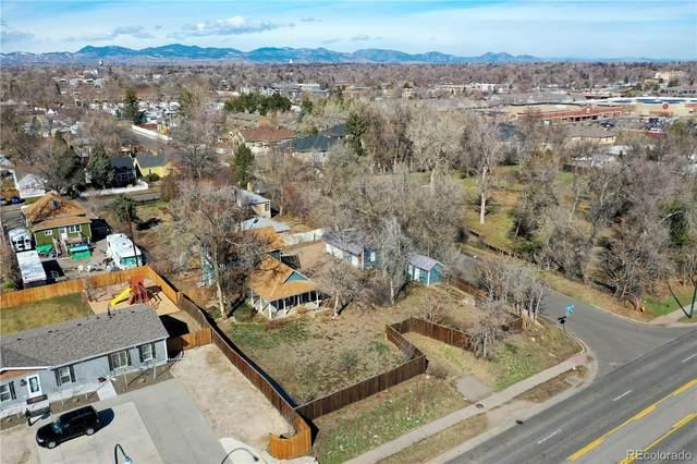 1583 Sheridan Boulevard, Lakewood, CO 80214 (#7742460) :: The Brokerage Group